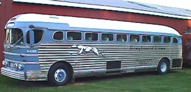Henderson Gmc Parts >> Greyhound Silversides Buses For Sale Page