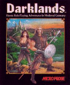 Darklands Ad, 1991