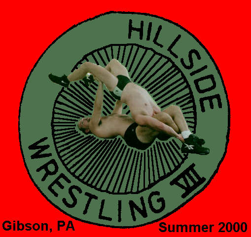 [Wrestling Weekend VII, Summer 2000, with picture of wrestlers]