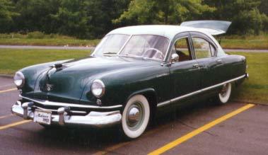 My 1952 Kaiser Virginian Special Traveler
