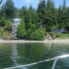 Dana Passage, Harstene Island, on route to McMicken Island