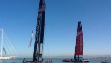 America's Cup Section.