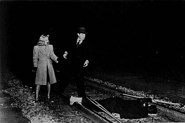 film noir double indemnity essay