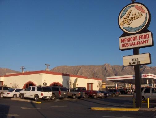 Avila S Mexican Food No 2 El Paso Tx