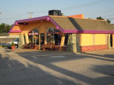 Oklahoma City Ok El Rodeo Restaurant On Historic U S 66