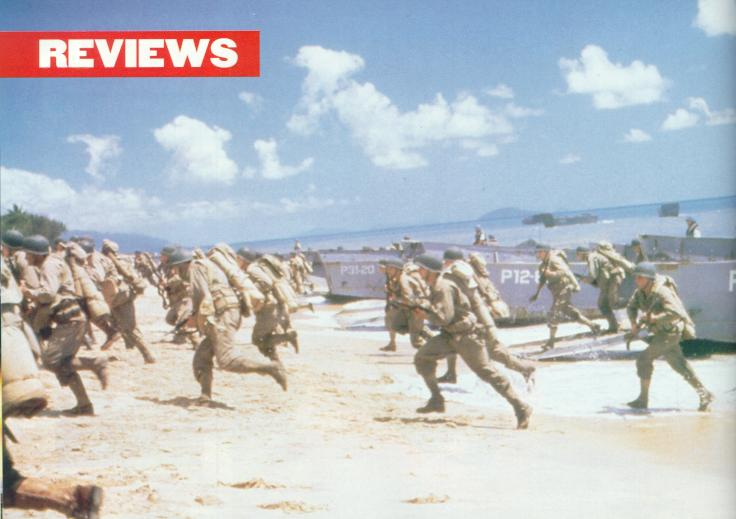 The Thin Red Line Image Gallery