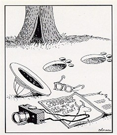 Howdy Howdy Howdy Gary Larson likewise Showthread likewise Geology furthermore The Far Side likewise In the 1980s a newspaper mixed up the captions. on gary larson